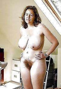 Hairy Moms 16