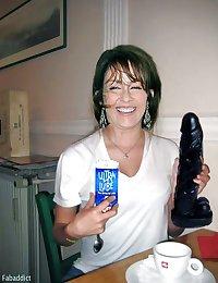 Mature celebrity Patricia Heaton.