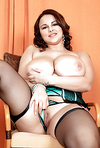Mature for Sure- Stockings Vol 3
