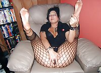 Matures of all shapes and sizes hairy and shaved 305