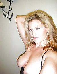 Mature and milf selfie