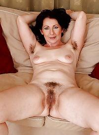 Hairy Moms 4