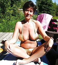 Busty Mature Wife Valerie