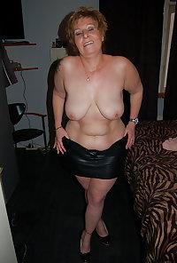 Busty Curvy Mature Dutch Wife Ann