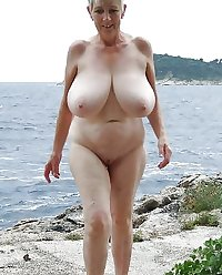 Nice big chunky tits