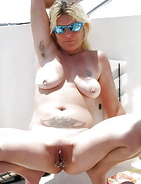 Mature beach bunnies and mermaids with natural tits XXXX