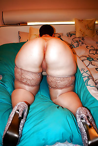 Horny matures in stockings 36