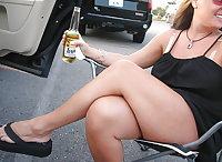big tits milf holiday - amateur