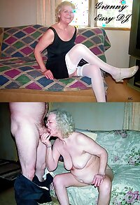 Mature Amateur Wives Dressed & Undressed 8