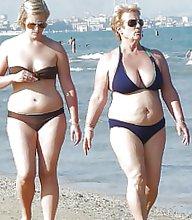 Hot Matures  Grannies in swimsuits!
