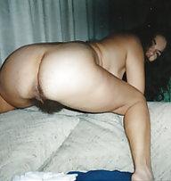 Hairy ugly granny .......