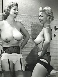 Mature babes of yesteryear