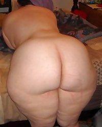 BBW Big Butt - Huge Round Ass - Bubble Mature Booty