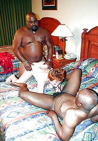 black bull mounts wife cuckold