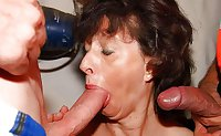 Matures and Grannies Having XXX Fun - 2