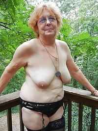 Grannies BBW Matures #121