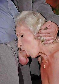 Granny Sucking-Abuelas Mamando
