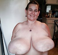 Young Old BBW Grannies Saggy Tits 3