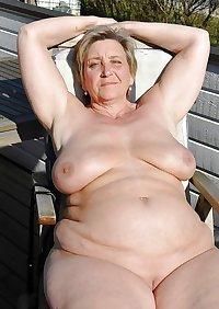 Hairy mature 7 - Saggy tits, boobs, grannies