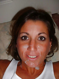 Milf and mature blowjobs and facials 5