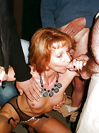 Mature Shared Wives and Dogging Sluts