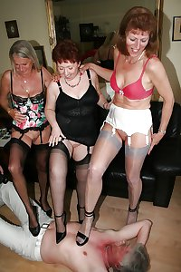 Matures, Grannies and BBW Sluts, Slags and Sweeties Grab Bag