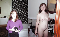 Sexy MILFS and Matures 40 (Dressed and undressed)