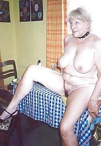 Glamorous Grannies