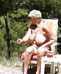 Grab a granny 129