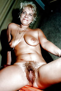 Mature hairy pussy and big tits