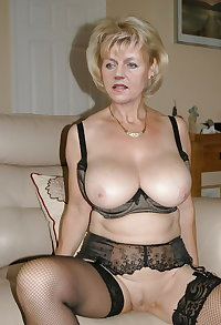 Sexy Big Tit Matures