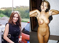 Amateur Moms & Milfs Before And After 001