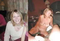 dressed - undressed amteure mature wives panties voyeur