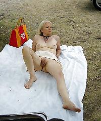 Milf Nudists #8 BoB - Flasher Special