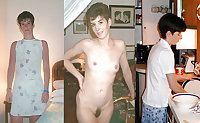 Amateur Moms & Milfs Before And After 002