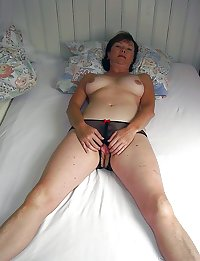 Matures of all shapes and sizes hairy and shaved 366