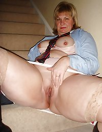 Matures of all shapes and sizes hairy and shaved 386