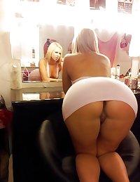 Milf and mature ass girl 11