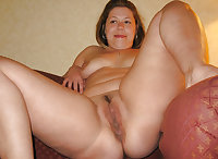 Matures of all shapes and sizes hairy and shaved 371