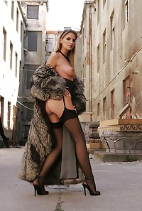 Exquisite Mature Women In Salacious Stockings And Lingerie