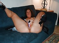 Matures of all shapes and sizes hairy and shaved 390