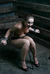 Amateur BDSM and bondage