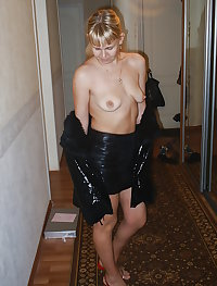 More sexy matures with small to medium sized tits