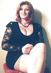 Mature for Sure- Robust Honeys Dressed to Tease & Please