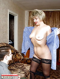 SEXY, HOT MOM-BOY FUN