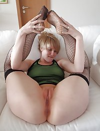Matures of all shapes and sizes hairy and shaved 297