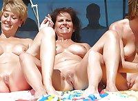 A few more mature women