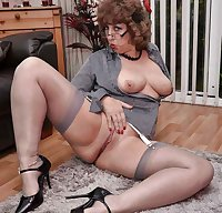 MILF's & Matures In Stockings MiX by DarKKo