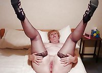 Horny GILF looking for a ride