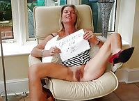Wedding Ring Swingers #76: Spread your legs